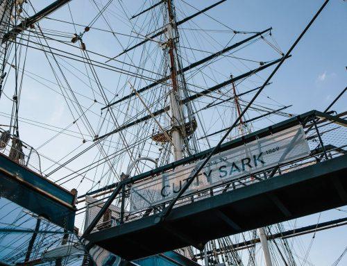 Ceroc Evolution: Cutty Sark, Greenwich – The Ship Part 2