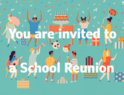 Warning: School Reunions can be too much fun