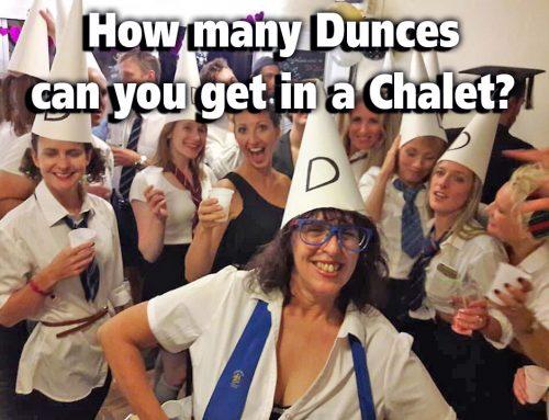 Ceroc Breeze: The School Reunion Chalet Party