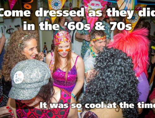 Camber Sands: Ceroc Evolution '60s and '70s Chalet Party