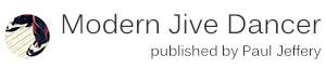 Ceroc & Modern Jive Dance by Paul Jeffery Logo