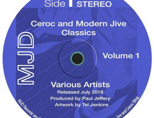 Ten Classic Ceroc & Modern Jive Tracks