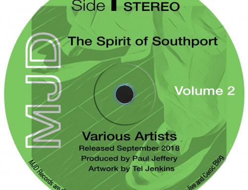 The Spirit of Southport September 2018 in Ten Top Tracks