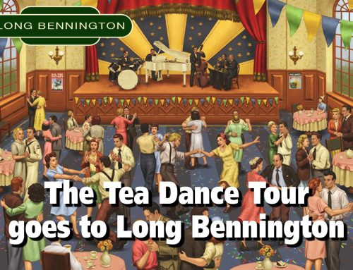 Electric Jive: Long Bennington Village Hall, near Newark