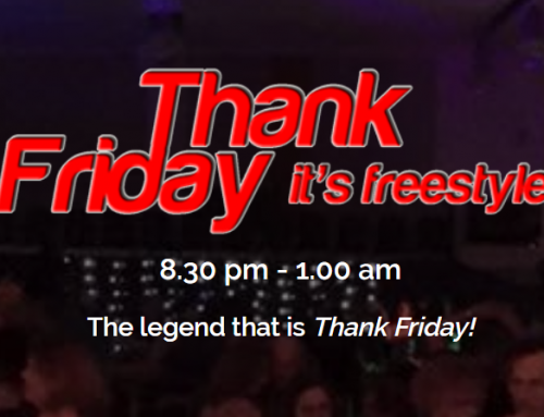 Jive +: Thank Friday it's Freestyle (TFIF), Oxford Academy