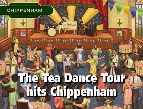 Ceroc Live & Dance: Chippenham, at Kington Langley village hall (Dec 18)