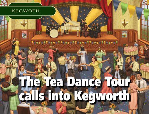 Stokies Sunday Session, Kegworth Village Hall