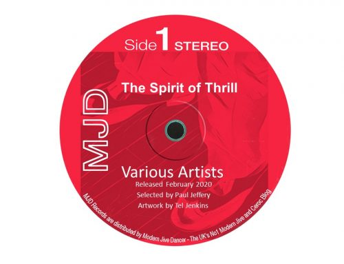 The Spirit of the Ceroc Thrill Weekender in 12 Tracks