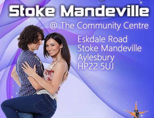 Ceroc Beds & Bucks: Stoke Mandeville Community Centre (March 19)