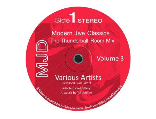 Classic Tracks Volume 3 – The Thunderball Room Mix