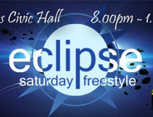 Eclipse: Ceroc Basildon, Grays Civic Hall