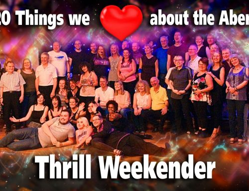 20 Things we love about Ceroc Aberdeen's Thrill Weekender
