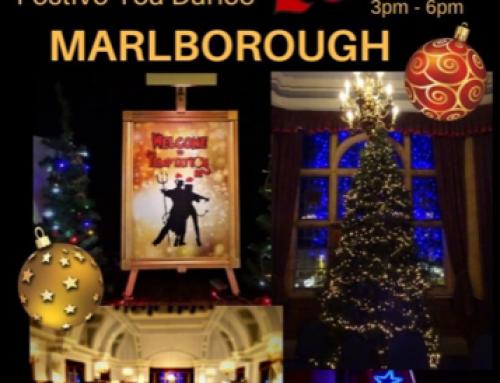 Guest review: Jive Temptation Tea Dance, Marlborough Town Hall